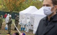 Slovák počas čakania na test odpadol, zachránili ho rakúski vojenskí lekári. Fico hlásal, že ich prítomnosť je protiústavná