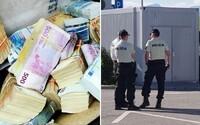 Slovák si na benzínke zabudol asi 400 000 €. Tajomný ruksak skončil v rukách polície, no majiteľ sa prihlásil