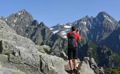 Slovák  spadol vo Vysokých Tatrách z výšky približne 30 metrov, pád prežil