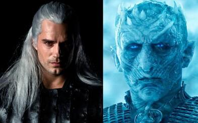 Slovák Vladimír Furdík posiluje Zaklínače od Netflixu! Proslul i rolí Night Kinga z Game of Thrones