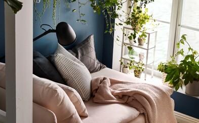 """Slovákom doma chýba súkromie, vyplýva z prieskumu IKEA. Pripravili sme dávku inšpirácie, ako si vytvoriť svoj pohodlný """"kútik"""""""