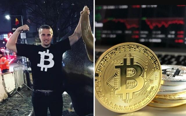 Slovákov, čo nakúpili Bitcoin na vrchole, čakajú emočne ťažké časy. V priebehu roka by však mohol stáť 100-tisíc (Rozhovor)