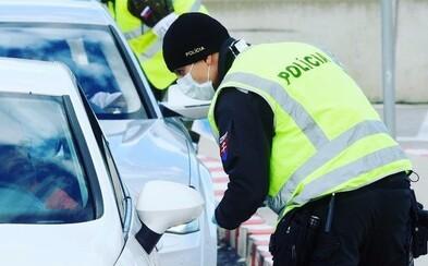 Slovákov kontroluje falošný policajt. Zrejme zarába na pokutách, ktoré dáva vodičom