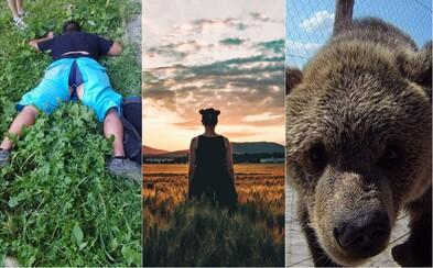 Slovákov sme poprosili, aby sa s nami podelili o najobľúbenejšie fotky z ich leta. Tu je výber tých najlepších