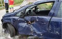Slovákov v aute skoro prebodla tyč. Hrozivý záber pripomína horor Nezvratný osud