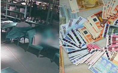 Slovákovi ukradli v Auparku obálku s 15-tisíc eurami. Mal ju uloženú vo vnútornom vrecku bundy, ale zlodej bol šikovnejší