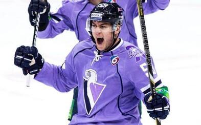Slovan Bratislava pred vlastnými fanúšikmi spečatil svoj postup do playoff KHL!