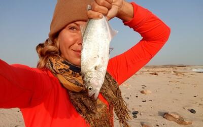 Slovenka Janka ušla pred koronavírusom na opustenú pláž ostrova Boa Vista. 40 dní žila skoro ako Robinson Crusoe