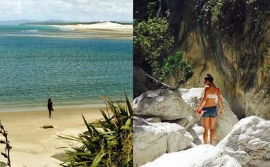 Slovenka, ktorá odišla do Anglicka, aby cez Nový Zéland skončila v Južnej Amerike. Tatianine dobrodružstvo ešte stále nekončí! (Rozhovor)