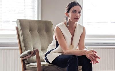 Slovenka Mária pracovala pre Givenchy a dnes navrhuje módu pre značku Burberry (Rozhovor)
