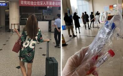 Slovenka v Číne: Kvôli koronavírusu sa tu rozmohol rasizmus, ľudia na mňa v uliciach ukazujú s nenávisťou (Rozhovor)