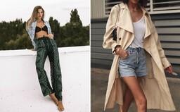 Slovenky a Češky milujú módu a ich outfity za uplynulý mesiac sú toho dôkazom