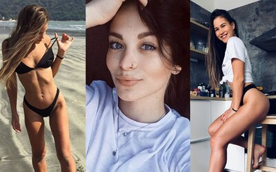 Slovenky a Češky patria na Instagrame medzi to najkrajšie. Letná dávka krások z našich krajín ťa o tom presvedčí