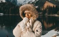 Slovenky a Češky ti ukážu, ako si poradiť so zimou a vyzerať pritom štýlovo