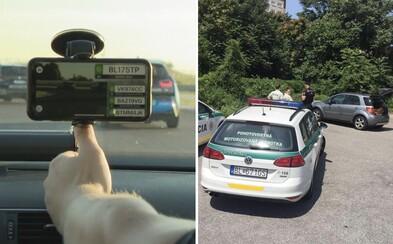 Slovenská aplikácia HAKA funguje, odhaľuje EČV kradnutých vozidiel v reálnom čase