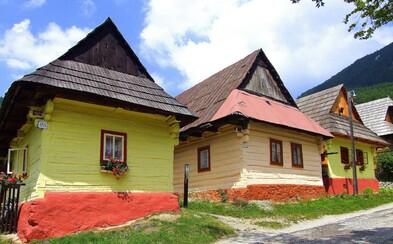 Slovenská dedinka sa dostala medzi 30 najkrajších miest Európy. Svojimi výnimočnými domčekmi očarí každého