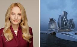 Slovenská dizajnérka Lenka Petrákova vytvorila stanicu, ktorá dokáže za rok vyzbierať desiatky ton oceánskeho odpadu (Rozhovor)