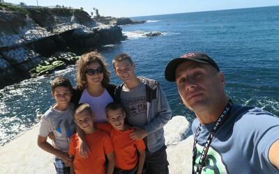 Slovenská dobrodružná PADMAM rodinka: Aj so 4 deťmi dokážu cestovať po svete a žiť v exotických krajinách (Rozhovor)