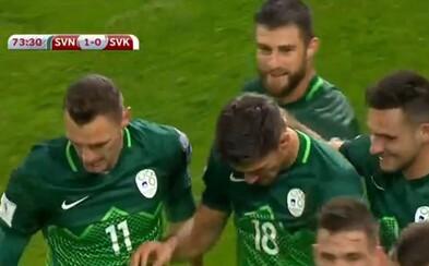 Slovenská futbalová reprezentácia neskórovala už 9 polčasov a prehráva aj svoj druhý kvalifikačný zápas