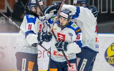 Slovenská hokejová reprezentácia do 18 rokov vypadáva z elitnej A-kategórie