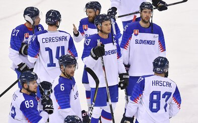 Slovenská hokejová reprezentácia nedokázala poraziť Slovinsko v riadnej hracej dobe, po predĺžení a ani po nájazdoch