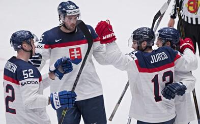 Slovenská hokejová reprezentácia si po zaslúženej výhre nad Francúzskom pripisuje ďalšie cenné tri body!
