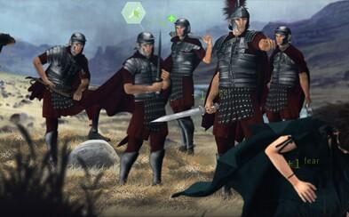 Slovenská hra Sacred Fire sa snaží presadiť na Steame. Jej potenciál potvrdzuje aj obsadenie dabéra z Witchera
