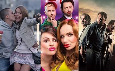 Slovenská kinematografia rozkvitá a naše filmy trhajú rekordy. Podarí sa  filmárom tento trend udržať a zároveň točiť kvalitné snímky?
