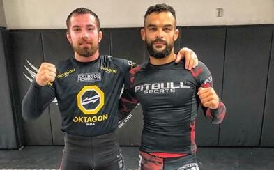 Slovenská MMA legenda Ivan Buchinger se na akci Oktagon 18 porve s bojovníkem, který 4 roky neprohrál