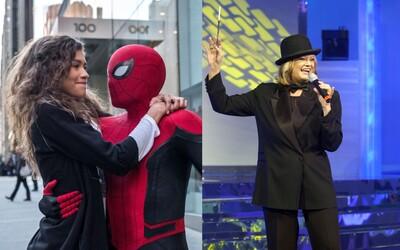 Slovenská pieseň zabodovala v novom Spider-Manovi. V kinosále zaznela slovenčina, keď Peter Parker sedel v autobuse