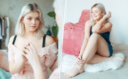 Slovenská plus-size modelka fotí pre ASOS, na svoje telo je pyšná. O Bronine krivky majú záujem aj v New Yorku