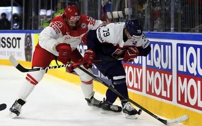 Slovenská reprezentácia heroicky zvrátila nepriaznivý výsledok zápasu. Na výhru proti Dánsku to však nestačilo