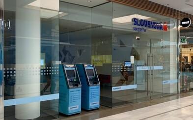 Slovenská sporiteľňa nebude zbytočne míňať papier. Ruší letáky aj potvrdenky z bankomatov