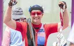 Slovenská strelkyňa Zuzana Rehák Štefečeková vytvorila na OH v Tokiu nový svetový rekord