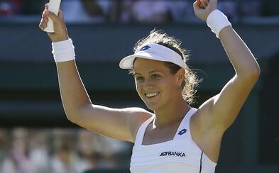 Slovenská tenistka Janka Čepelová sa postarala o prekvapenie Wimbledonu, vyradila svetovú trojku!