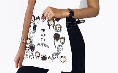 Slovenská značka bojuje za ľudské práva módnymi taškami. Produkty si obľúbili aj mnohé blogerky