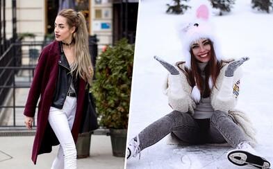 Slovenské a české ulice boli v januári plné krásne oblečených dám. Vďačíme za to zime a vrstveniu?