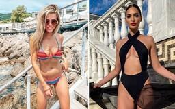 Slovenské influencerky prezradili, aký plážový kúsok a za koľko si naposledy kúpili a kam sa toto leto chystajú