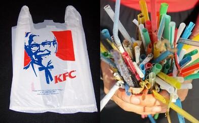 Slovenské KFC končí s plastovými taškami a slamkami. Prechádza na ekologickejší variant