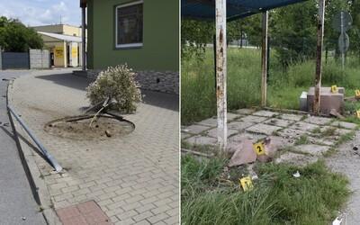 Slovenské Rýchlo a zbesilo chudobných: dvaja opití vodiči narážali do obecného majetku na starom Forde Ka a Kii Picanto