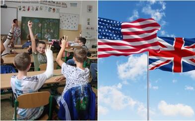 Slovenské školy končia s povinnou angličtinou. Ministerstvo školstva chce dať žiakom väčšiu voľnosť