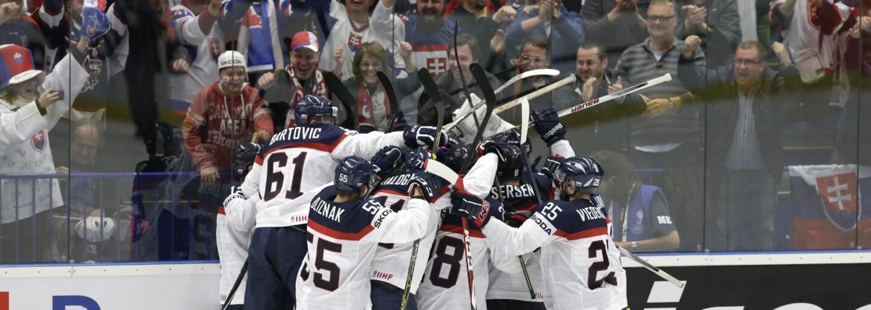 Slovenskému tímu sa do tretice podarilo zvíťaziť a po súboji so Slovincami si pripisujú 3 body!