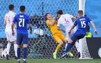 Slovenskí futbalisti na Eure 2020 prepísali históriu. Pomohli k rekordu v počte vlastných gólov na šampionáte