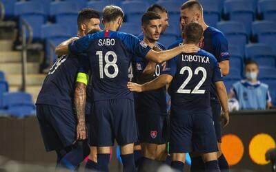Slovenskí futbalisti po nevýraznom výkone iba remizovali s Izraelom. Súper vyrovnal až v nadstavenom čase