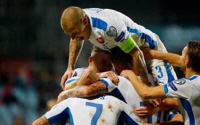 Slovenskí futbalisti prepisujú históriu, naša reprezentácia postupuje na Majstrovstvá Európy vôbec po prvýkrát!