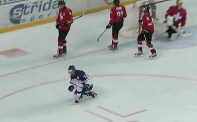 Slovenskí hokejisti do 18 rokov si zabezpečili tretie miesto v skupine po odmakanej výhre nad Švajčiarskom