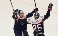 Slovenskí hokejisti po bojovnom výkone porazili Dánsko po nájazdoch a pripísali si úvodné dva body!