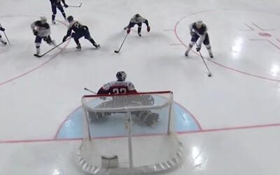 Slovenskí hokejisti schytali na šampionáte ďalší debakel, tentoraz od Spojených štátov amerických