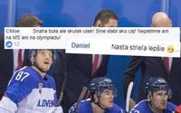 Slovenskí hokejisti skončili v skupine poslední. Ako na to reagujú dvojtýždňoví tréneri?