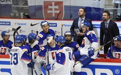 Slovenskí hokejisti sú v karanténe, stretli sa s nakazenými súpermi z Česka